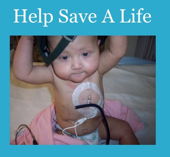 Sick baby in hospital - help save a life